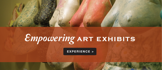 Empowering ART Exhibits by Cheryl-Ann Webster