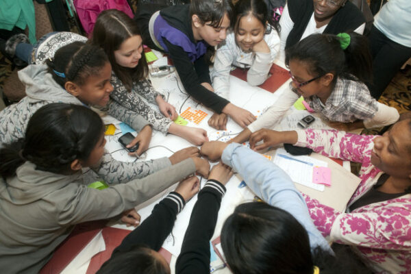 Young Women on the Move Workshop