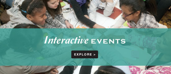 Interactive Events by Cheryl-Ann Webster