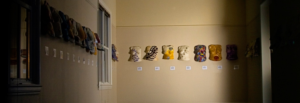 The Beautiful Women Project exhibit in Gananoque, Ontario, Canada